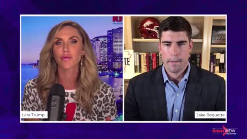 The Right View with Lara Trump and Jake Bequette