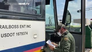 Border Patrol Caught Smuggling