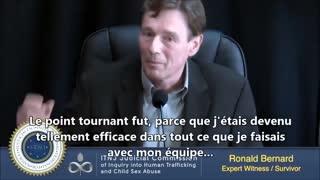 Ronald Bernard trafic humain temoignage