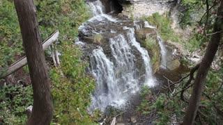 Overlooking Jones Falls