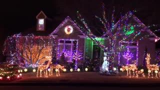 Spectacular Christmas Light Show