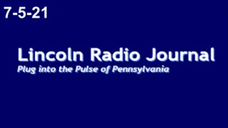 Lincoln Radio Journal 7-5-21