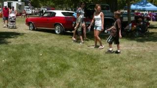 MOPARs of Utah Helper Car Show 2007