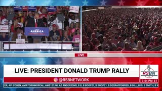 FULL SPEECH: President Donald Trump Rally in Perry, GA 9/25/21