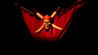 Pirates of the Caribbean ride Disneyland Tokyo