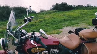 In Tuscany with Indian Scout