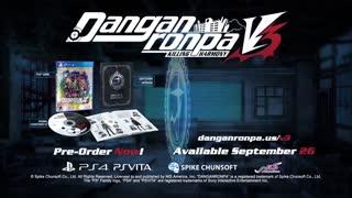 Danganronpa V3 Killing Harmony Official Ultimate Roll Call 3 Trailer