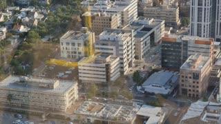 Tel Aviv Israel from the sky