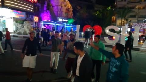 Namaa Bay Street Dance Show
