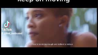 Keep moving motivational video