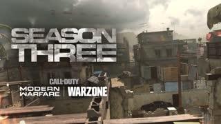 Call of Duty Modern Warfare and Warzone - Official Season 3 Trailer