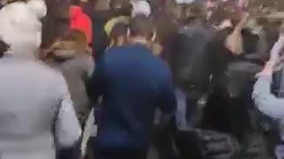 Protests Erupt in Melbourne, Australia Against New Lockdowns