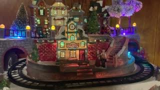 Christmas train 2020