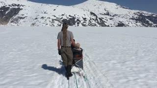 Alaska Dog Sledding adventure