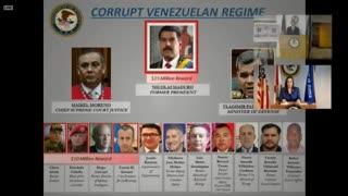 Anuncio de despliegue militar de EEUU cerca de Venezuela