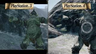 Dragon's Dogma Dark Arisen Official Comparison Video_2 -Cliped