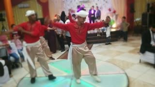 Red Sailors Wedding Dance Artifact