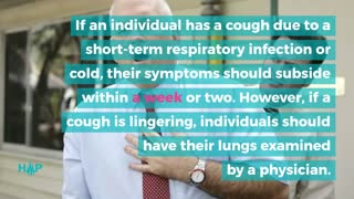 Major Warning Signs of Lung Cancer