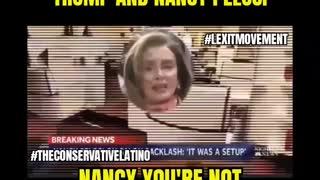 Trump vs Pelosi rap