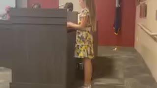 Girl destroys south Carolina school district