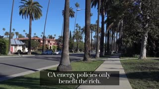 How Poor communities are hurting from California's global warning plan