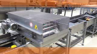 FASCINATING!! Automated Bakery Lines