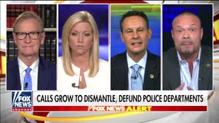 Bongino rips calls to de-fund the police
