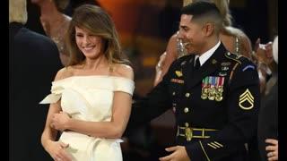 Melania Trump - The most Beautiful FLOTUS ever !