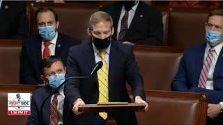 Jim Jordan objects, reviews fraud, slams congress for not allowing hearings on it