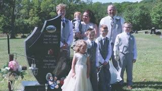 Tom and Jessica Wedding Sneak Peak