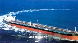TOP TEN LARGEST SHIPS IN THE WORLD