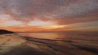 Amazing Sunset Beach