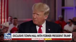 Trump talks about past time ...!!!!