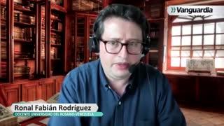 Entrevista Ronal Fabián Docente U. del Rosario - Venezuela