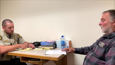 Man Files for Theft of His Land with County Sheriff