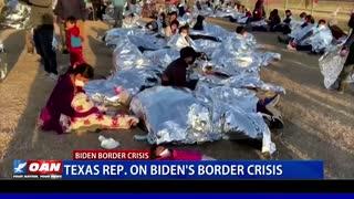 Texas Rep. Van Dyuane on Biden's border crisis