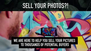 Make money with photos online