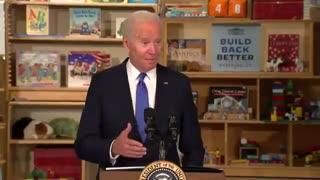 """Biden Joke About """"Making Big Money"""" Falls Flat"""