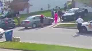 New Video of Ma'Khia Bryant Shooting Shows Just How Dangerous the Situation Was