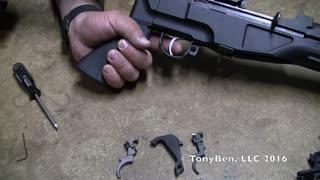 Shooting Sight NM Trigger Installation