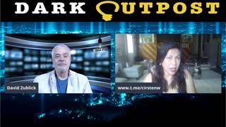 David Zublick and I on Mondays #DarkOutpost Episode 1
