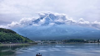 Relax Library: Video 64.Fishermen on Japan River
