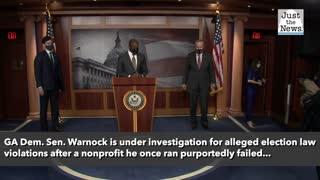 Warnock, Abrams voter registration group under investigation for violations of election law