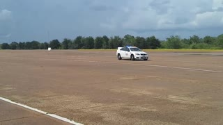 EVOC Emergency Vehicle Operators Course