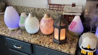 Essential OIl Diffuser Cleaning Method
