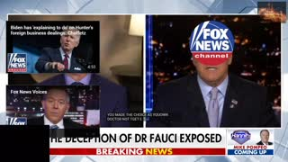 Rand Paul was right, Fox on Fauci