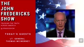 Lt. General Thomas McInerney says we have TREASON - time for action.