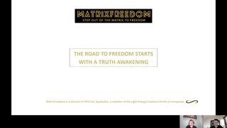 THE ROAD TO FREEDOM STARTS WITH A TRUTH AWAKENING