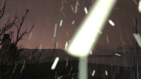 Blizzard Snowstorm Lake Effect Snow (Aegean Effect Snow)