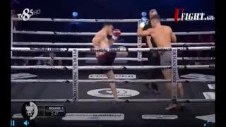 Μάγκας Έλληνας - Ο Νίκος Τζώτζος νοκ άουτ τον υπεροπτη Τούρκο στην Πόλη!